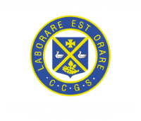 Coloma Convent Girls' School Retina Logo