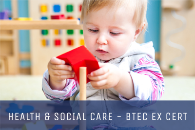 Health & Social Care Extended Certificate